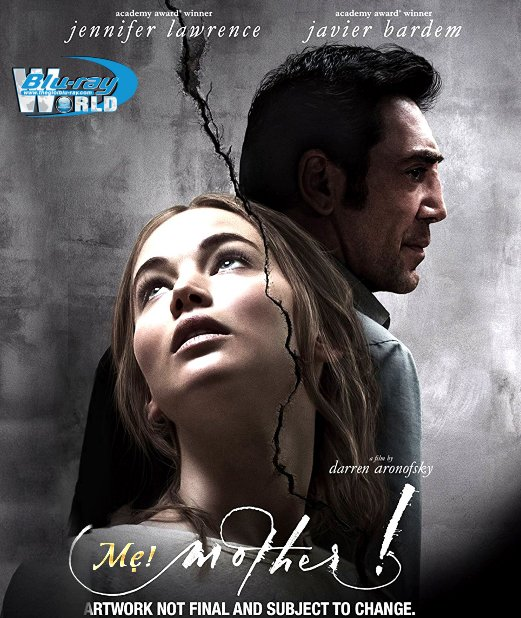 B3300. Mother! 2017 - Mẹ! 2D25G (TRUE - HD 7.1 DOLBY ATMOS)